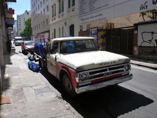 … die Strassen von Buenos Aires