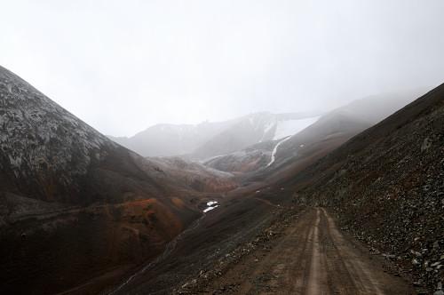 …Aguas Negras Schneefallgrenze