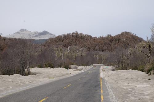 …Winterlandschaft mit Dauerschnee