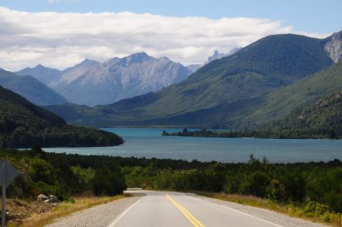 …Seen zwischen Bariloche und El Bolsón