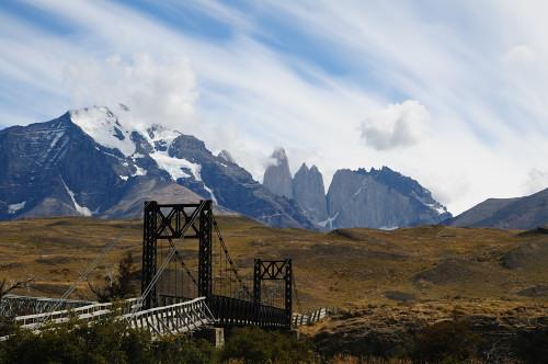 …Brücke zu den Torres