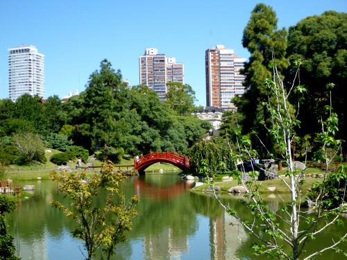 …Japanischer Garten mitten in BsAs
